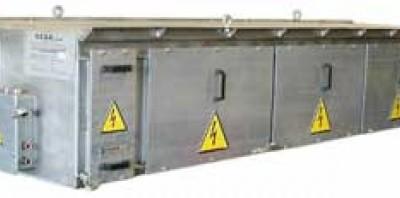 41kVA CC/CA – Convertitore Statico di Potenza con Caricabatteria