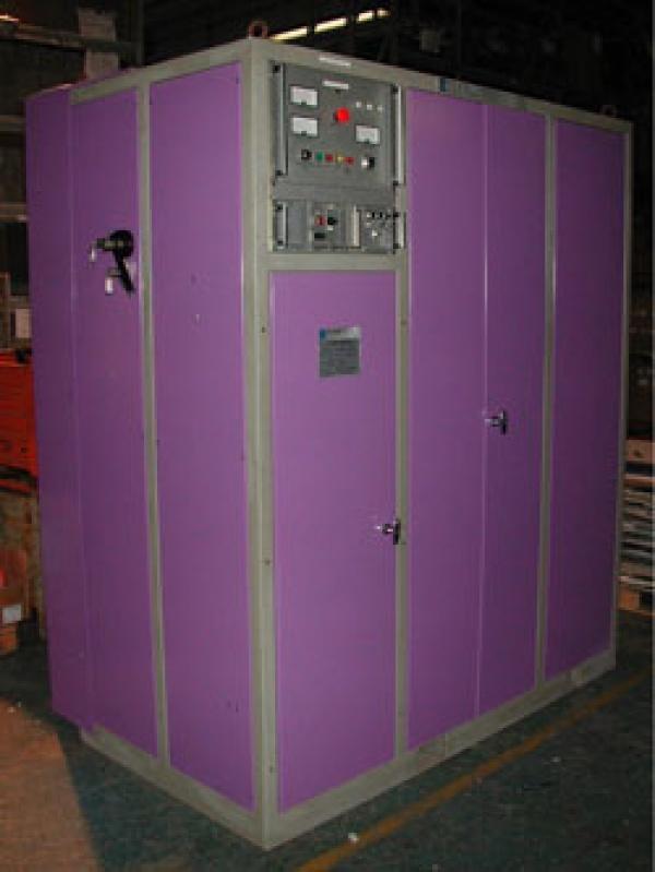 12kV/ 8,3A DC – High Voltage DC Power Converter