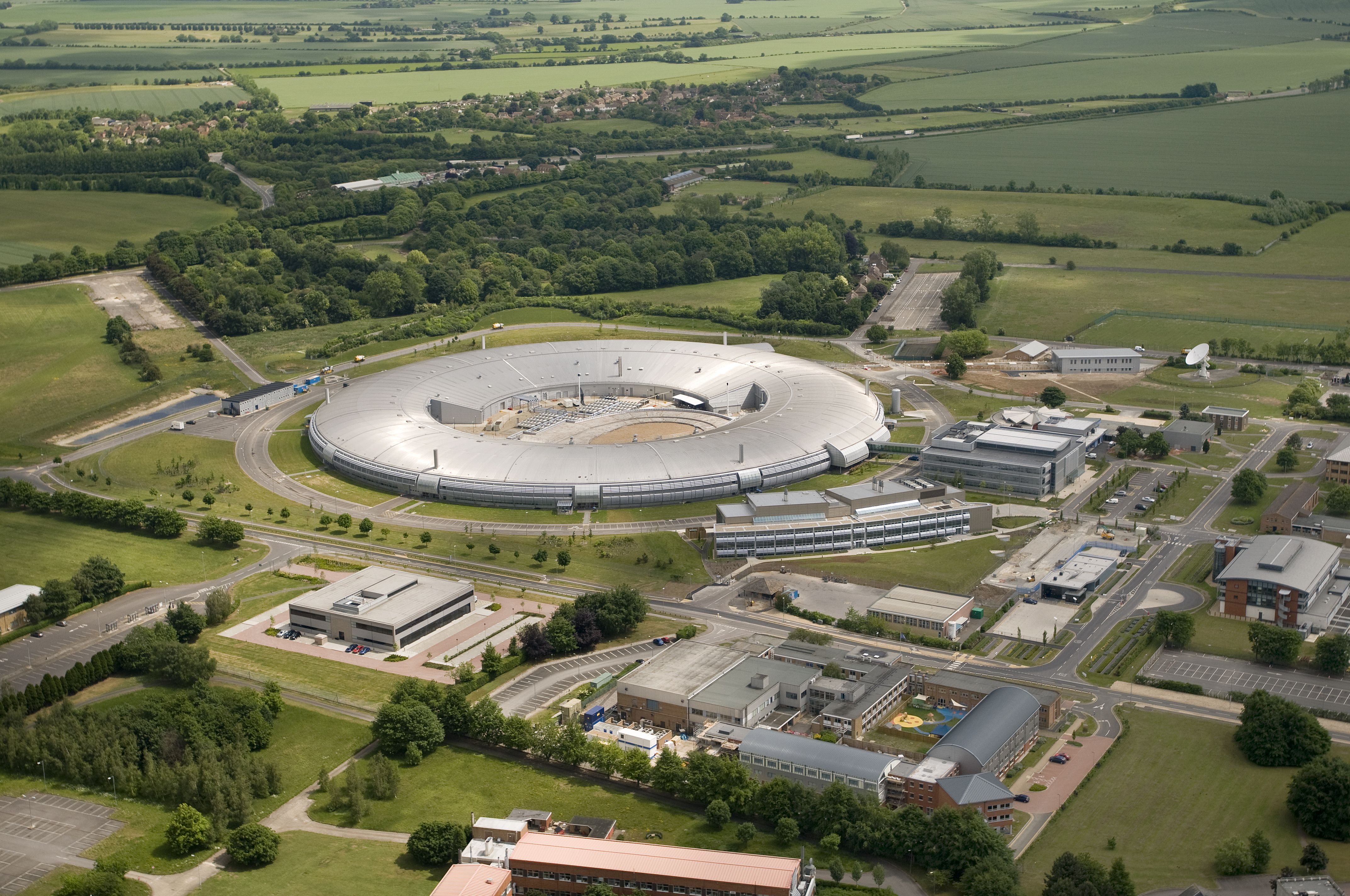 OCEM continues to supply power system components to Britain's premier synchrotron facility