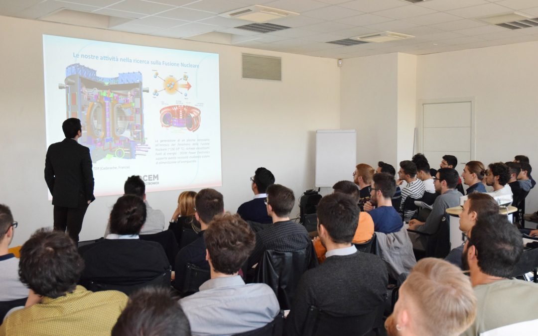 OCEM shares values, expertise at in-house workshop for local engineering students