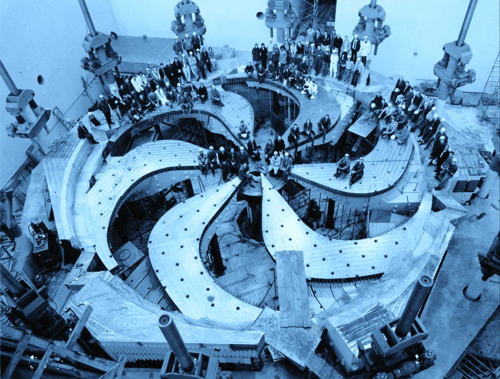 TRIUMF cyclotron