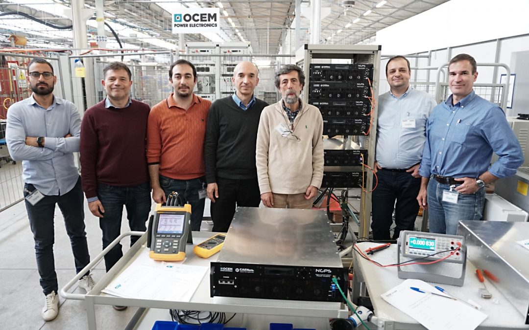 OCEM creates supply for the world's most powerful neutron source